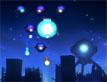 משחק מוזחי חלל חלליים