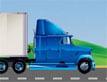 משחק משאית במבחן