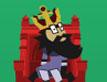 מלך על הכוונת