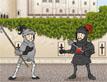 הנרי השמיני: קרבות שריון