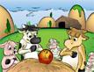 הדרקון שנולד בחווה