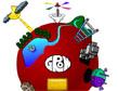משחק עולם צעצוע: החידוש