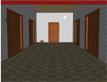 משחק חמש דלתות