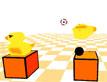 משחק ברווזים במטווח