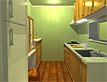 משחק בריחה ממטבח מסודר