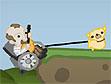 משחק כלב מי שמושך