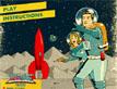 משחק ספר סימטרי: המירוץ לחלל