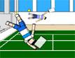 משחק טניס בובת סמרטוטים