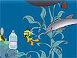 טוויטי מנקה את הים