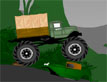 משחק משאית צבאית