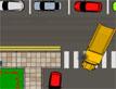 משאית צהובה