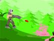 משחק פלישת יצורי המסטיק