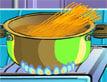 משחק מופע הבישול: מרק עוף ואטריות