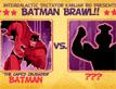 משחק באטמן בזירה האינטרגלקטית