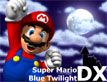 משחק Super Mario: Blue Twilight