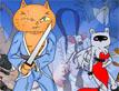 משחק ציפורני הסמוראי