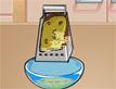 משחק מופע הבישול: פונדו גבינה