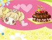 משחק עוגת יומולדת