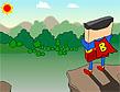 משחק מר קופסה מציל את העיר