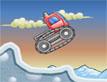 משחק רכב שלג