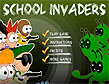 משחק חייזרים בבית הספר