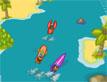 משחק מיקרו-מירוץ מים