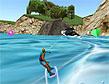 משחק סקי מים אקסטרים