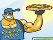 משחק איש הפיצה