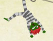 משחק אסירים ירוקי עור