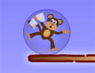 קוף בכדור