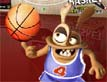 משחק כדורסל חייתי
