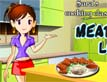 שרה מבשלת: קציץ בשר