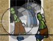 משחק בועה וקוץ בה: התאונה