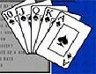 משחק חמש ידי פוקר